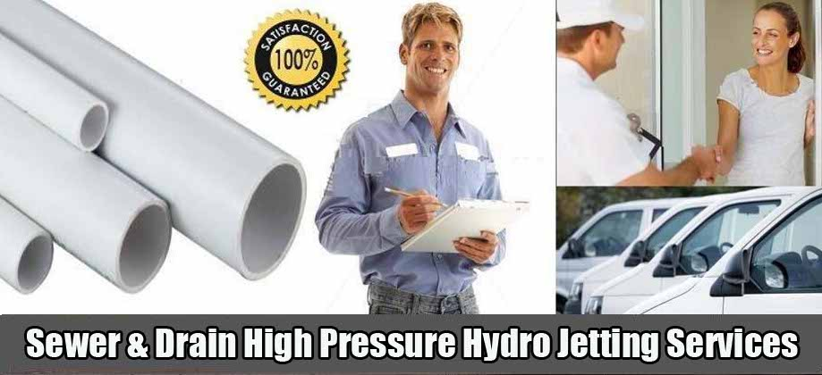 The Trenchless Guys Hydro Jetting